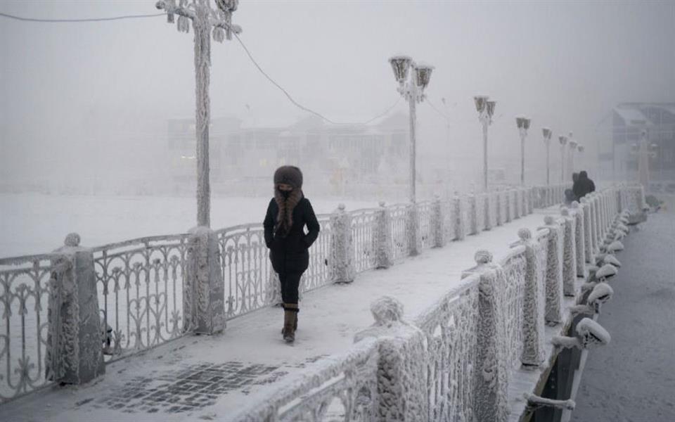 Brrrrrr! Conheça 7 lugares habitáveis que são extremamente frios
