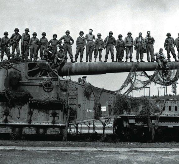 Gustav Gun: conheça a maior arma já construída pelo homem