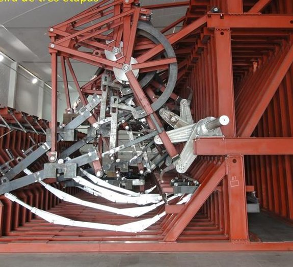 Empresa gaúcha é pioneira ao buscar gerar energia através da gravidade