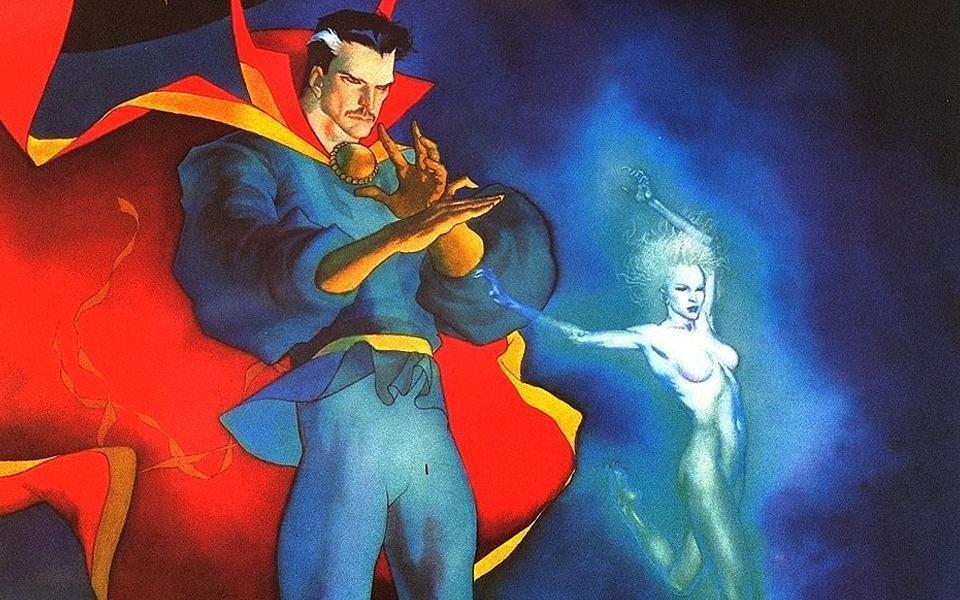 Marvel confirma planos de produzir longa-metragem sobre Doctor Strange
