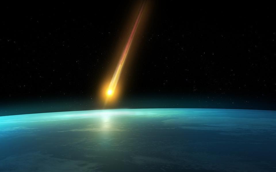 Bola de fogo cruzou o céu dos EUA na última sexta-feira