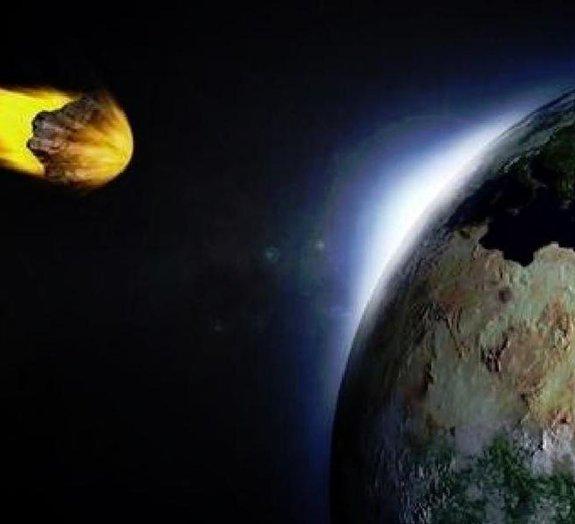 Meteorito traz possível evidência de vida extraterrestre
