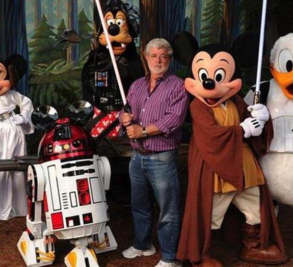 Disney pode criar parque temático baseado em Star Wars