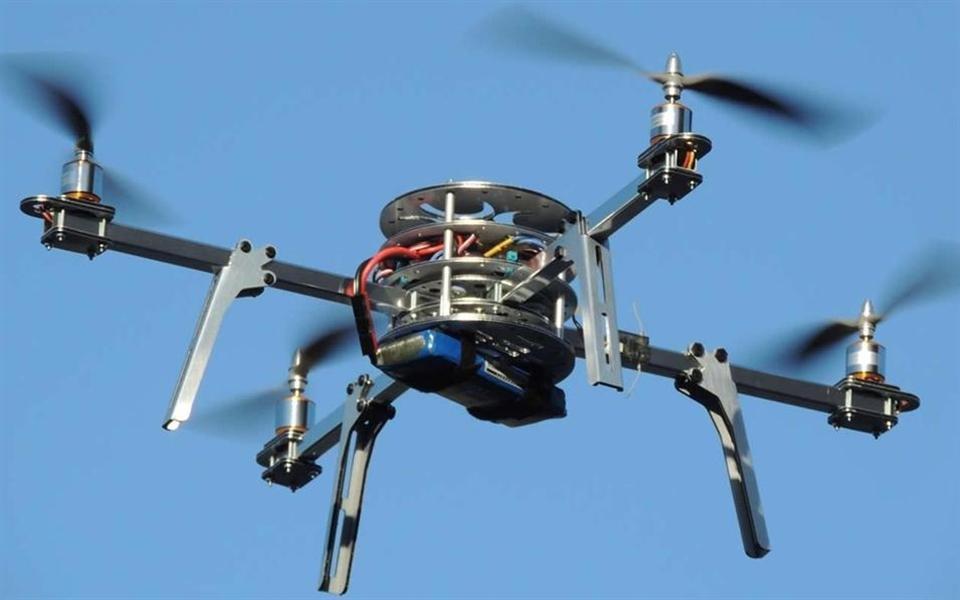 Drones podem colocar aeronaves comerciais em perigo