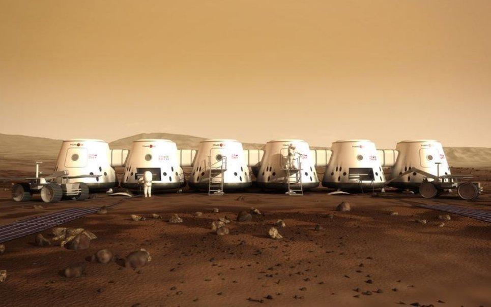 Mars One conta com apoio de universidade para colonizar Marte