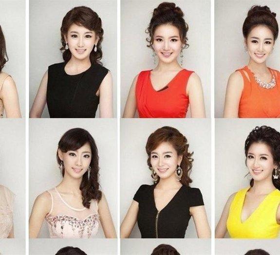 Cirurgia plástica faz com que candidatas à Miss Coreia pareçam clones