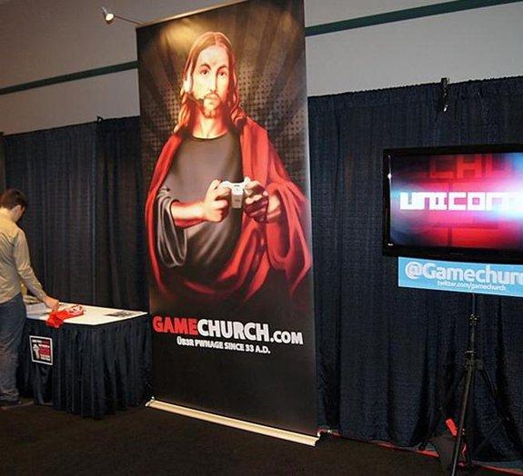 Game Church: igreja leva a palavra de Cristo para quem gosta de video game