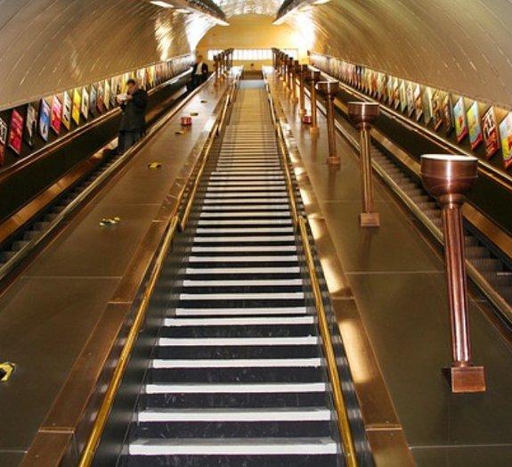7 fotos de escadas rolantes diferentes ao redor do mundo