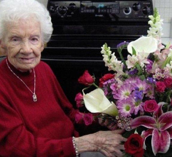 Morre a mulher mais velha dos EUA