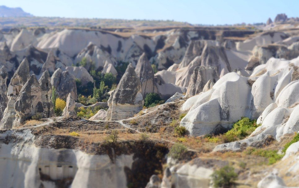 Conheça 4 das paisagens naturais mais bizarras do planeta