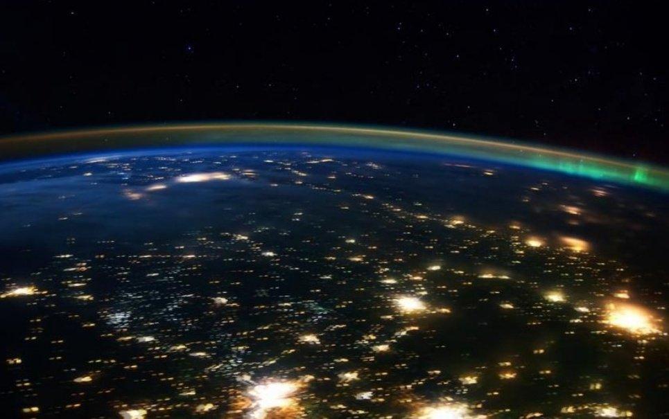 Confira imagens surpreendentes de nosso planeta visto de cima