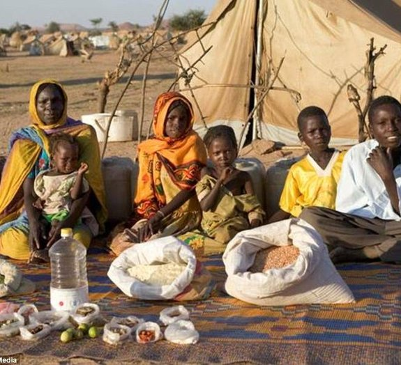 Artista estuda e fotografa consumo de comida por famílias ao redor do mundo