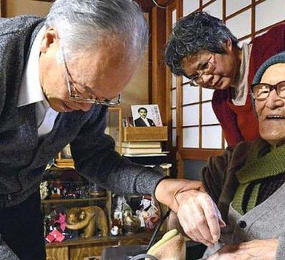 Conheça a história do homem mais velho do mundo, nascido no século XIX