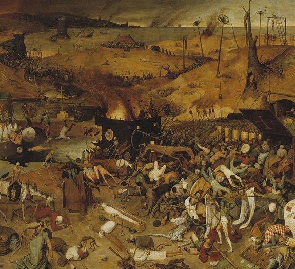 Peste negra pode ter contribuído para o declínio do Império Romano