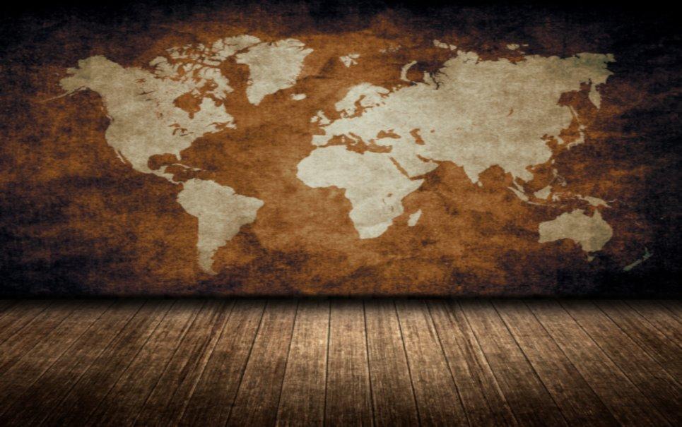 Você conhece a origem dos nomes dos continentes?
