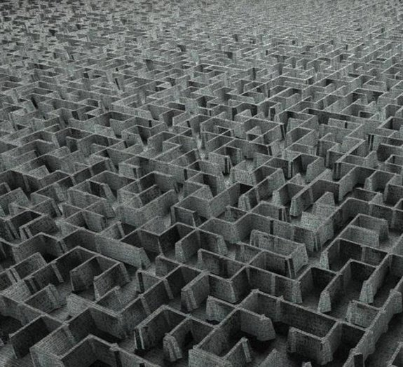 16 labirintos deslumbrantes para se perder
