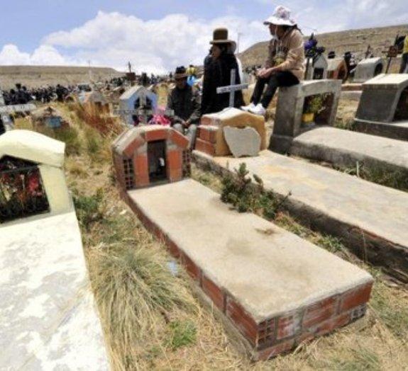 Criminoso é enterrado vivo na Bolívia
