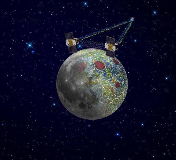NASA decifra o mistério sobre oscilação gravitacional na Lua
