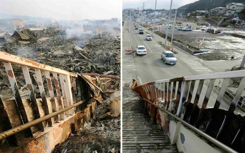 Veja 8 fotos inacreditáveis de 'antes e depois'