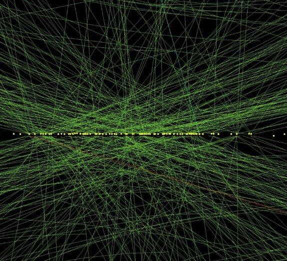 Algum dia será possível determinar qual é a menor partícula do Universo?