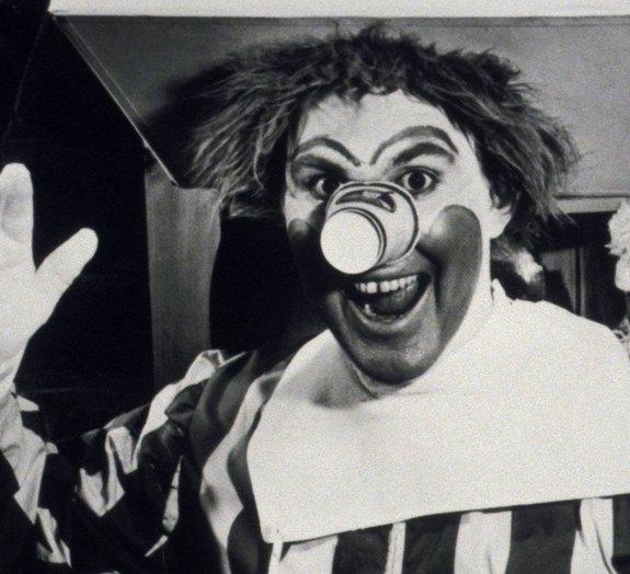 Ronald McDonald era assustador quando foi criado [vídeo]