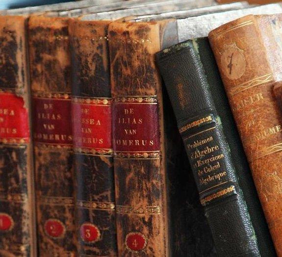 A biblioteca dos livros que nunca foram escritos
