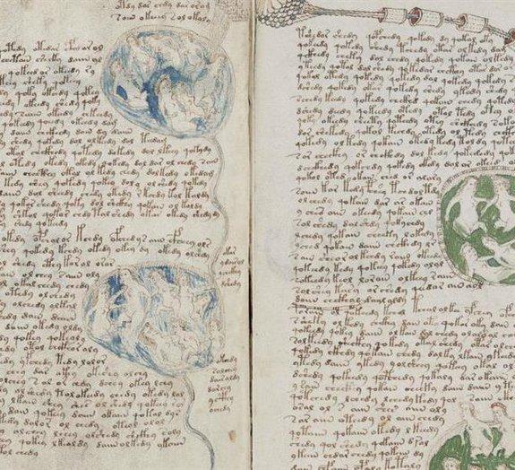 Cientistas tentam decodificar o manuscrito mais misterioso do mundo