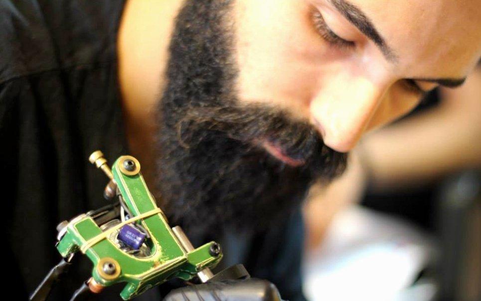 Conheça o trabalho em 3D de um incrível tatuador turco