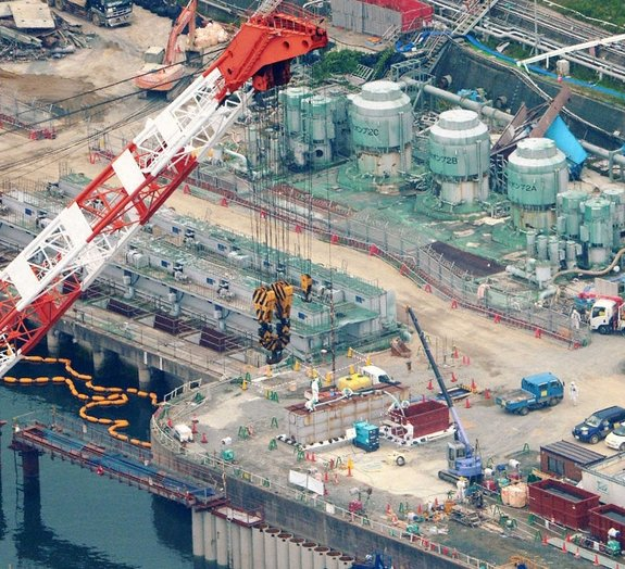 Fukushima poderá ser rodeada por uma muralha subterrânea de terra congelada