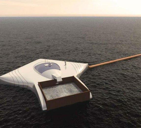 Jovem cria projeto para retirar os detritos dos oceanos em apenas 5 anos