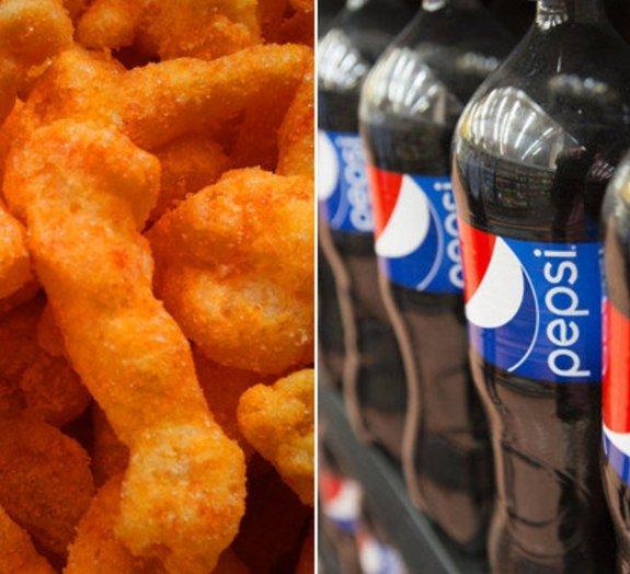 No Japão, nova edição da Pepsi tem sabor de Cheetos