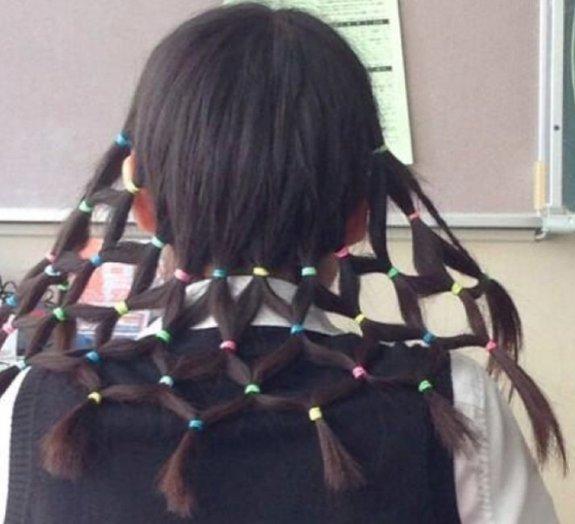 Net Head: a nova tendência de penteados direto do Japão
