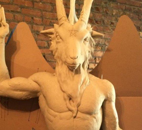 Grupo satânico pretende levantar uma estátua de Baphomet nos Estados Unidos