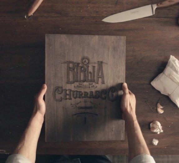 """Carnívoros"", preparem-se para babar: Tramontina lança Bíblia do Churrasco"