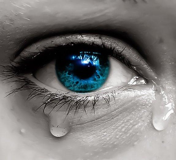 Estudo revela que as lágrimas mudam de acordo com nosso estado de espírito