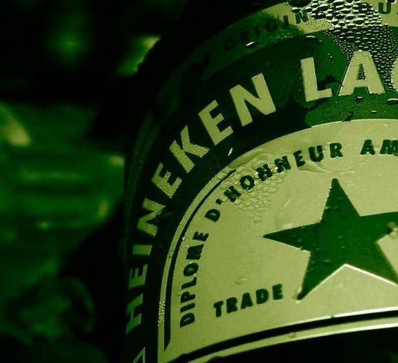 Heineken vai vender sapatos às mulheres durante a final da Champions League