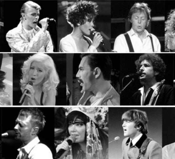 Site de música compara extensão vocal de cantores clássicos e da atualidade