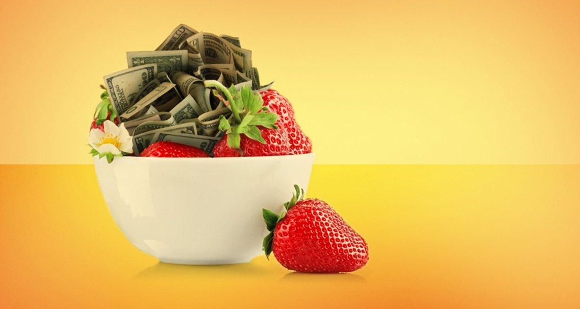 Deu a louca na feira! Confira as 7 frutas mais caras do mundo