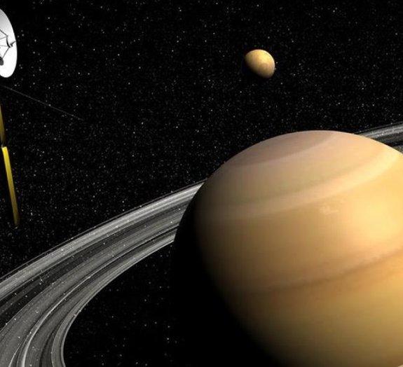 Cientistas da NASA descobrem objeto estranho em lua de Saturno