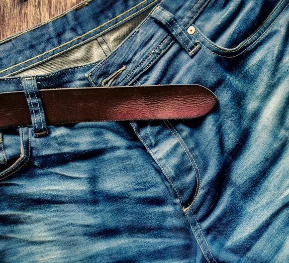 Por que os seres humanos usam calças?