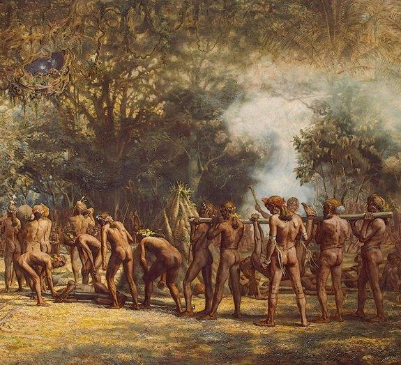 Quanto tempo a humanidade sobreviveria se todos fossem canibais?