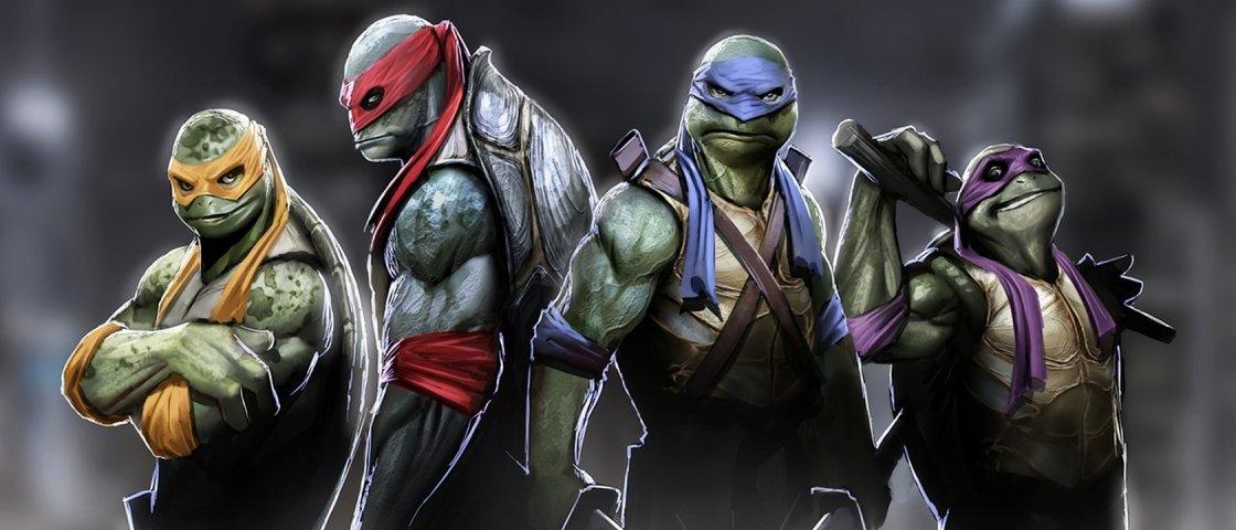 Combo: veja as quatro armas de Tartarugas Ninjas combinadas em uma [vídeo]