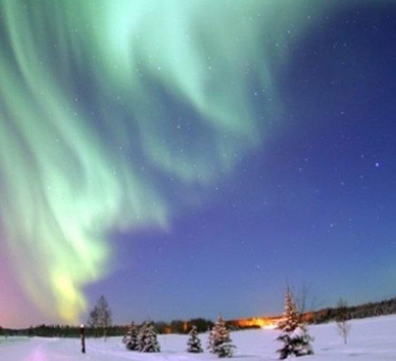 Assista ao vídeo e confira como a aurora boreal é vista do espaço