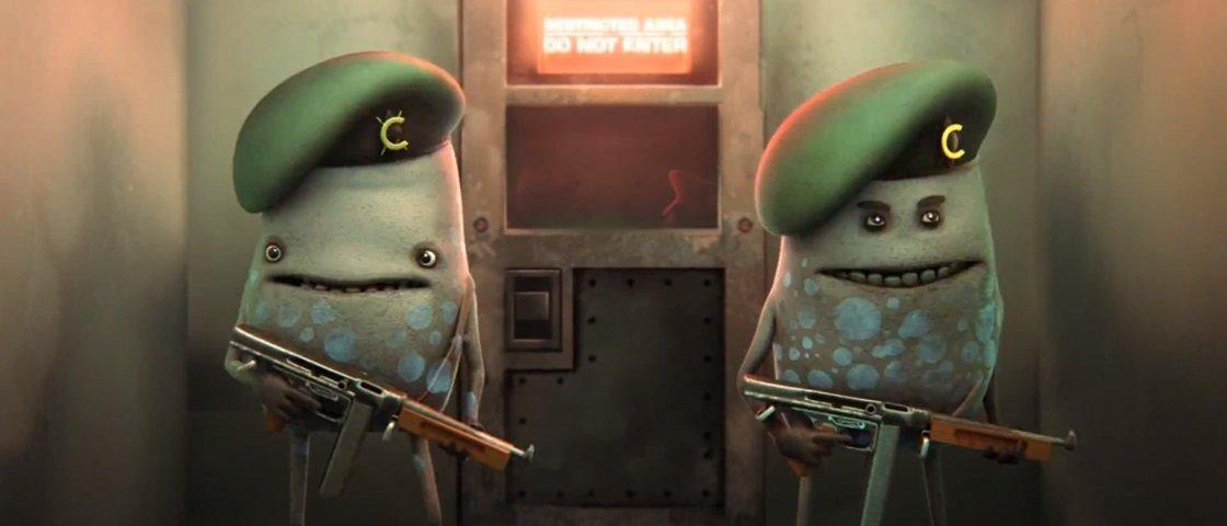 Animação apresenta, de forma divertida, a esperança pela cura do câncer