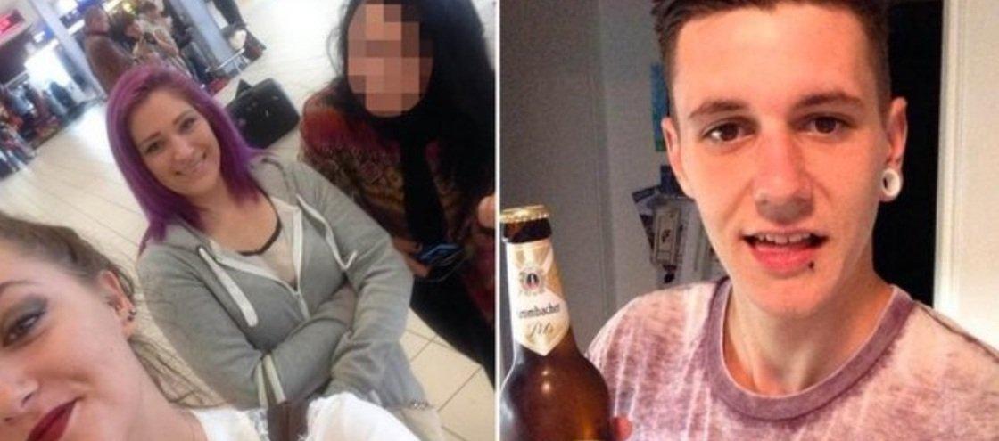 Jovem que tinha 3 namoradas é desmascarado em aeroporto e salvo pela avó