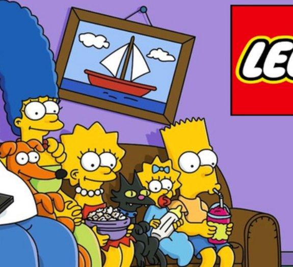 Alegria nerd do momento: Os Simpsons agora viraram LEGO!