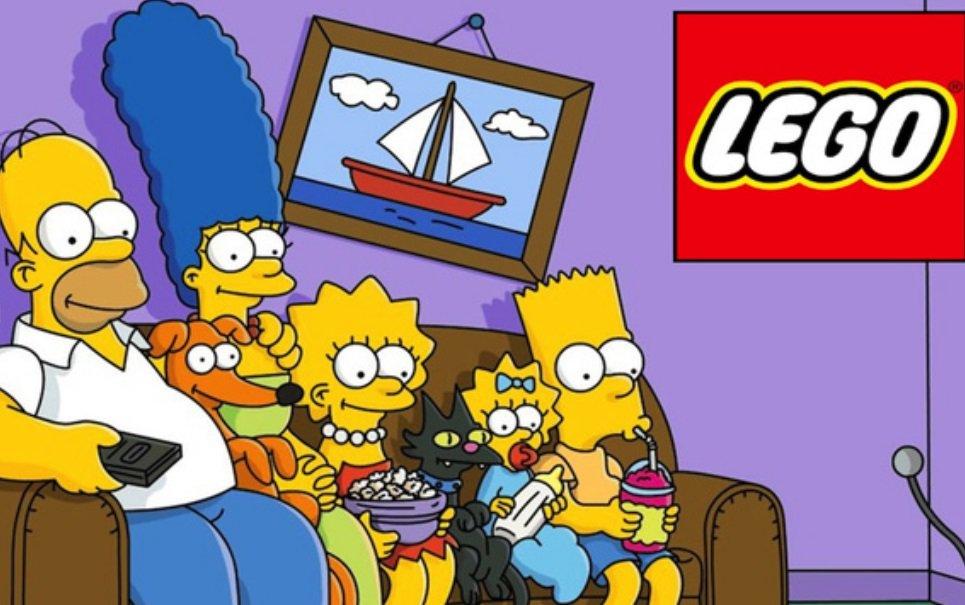 Alegria nerd do momento: Os Simpsons agora viraram LEGO! - Mega Curioso