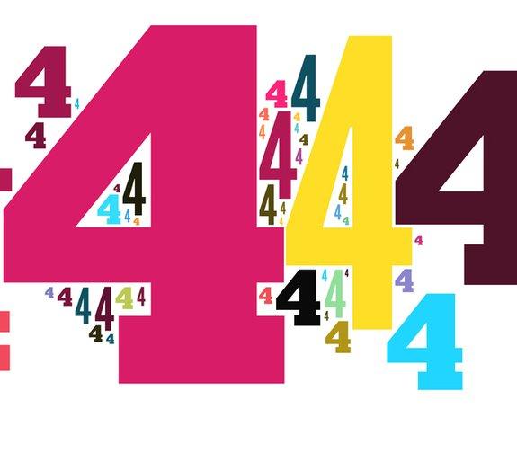 Por que o 4 é considerado um número  de azar em algumas partes da Ásia?