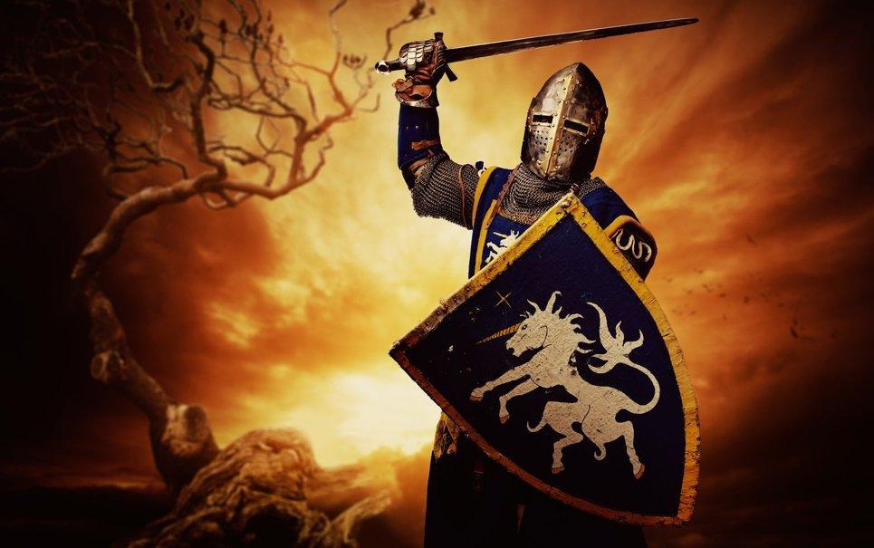 6 dos cavaleiros mais célebres da era medieval
