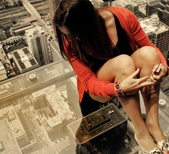Você tem medo de altura? Então é melhor não conferir essas 9 imagens